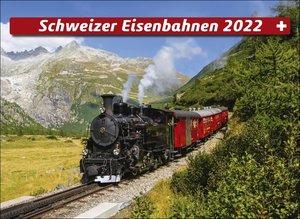 Schweizer Eisenbahnen  - 2022