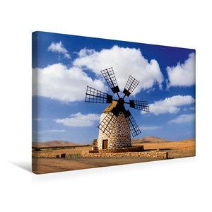 Premium Textil-Leinwand 45 cm x 30 cm quer Antigua - Molina