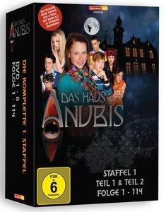 Das Haus ANUBIS  Staffel 1 (Episoden 1-114)