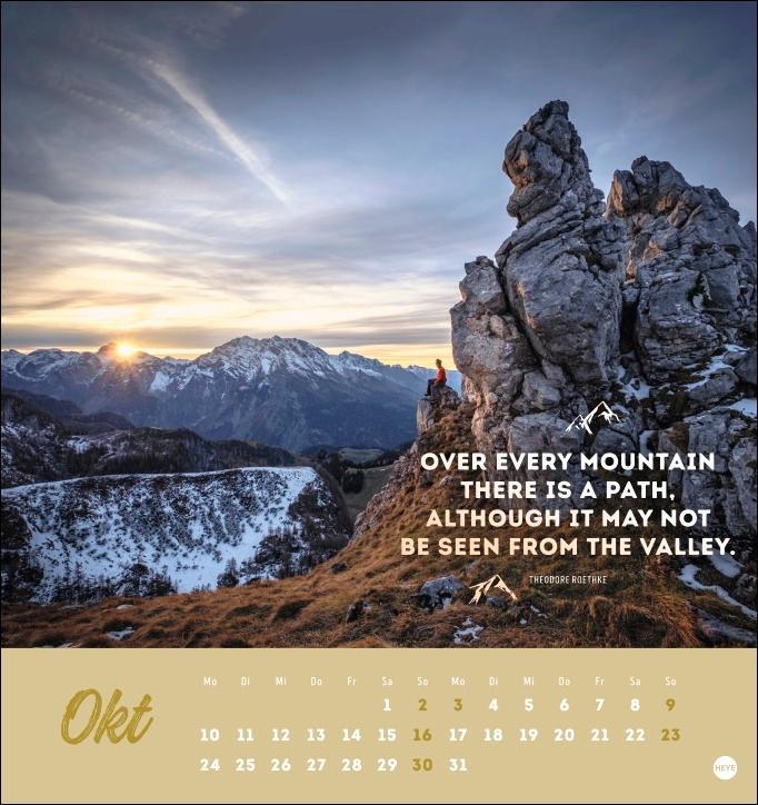 Rauszeit Postkartenkalender 2022