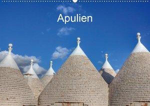 Apulien (Wandkalender 2021 DIN A2 quer)