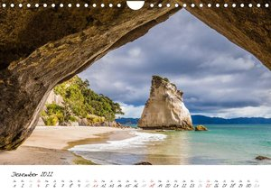Neuseeland - Streifzug über die Nordinsel / CH-Version (Wandkalender 2022 DIN A4 quer)