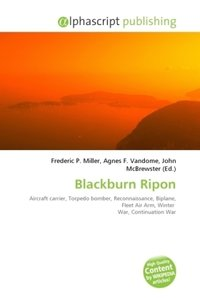 Blackburn Ripon
