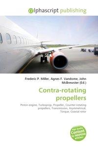Contra-rotating propellers
