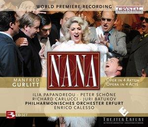 Nana, 3 Audio-CDs