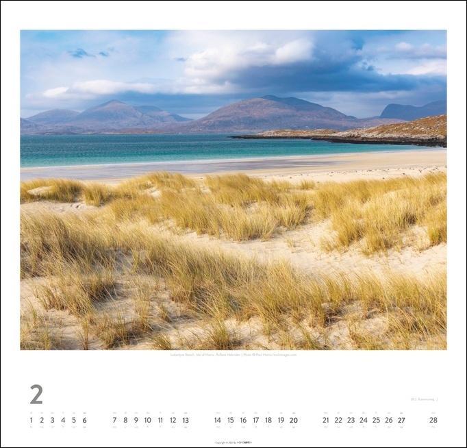 Schottland Kalender 2022