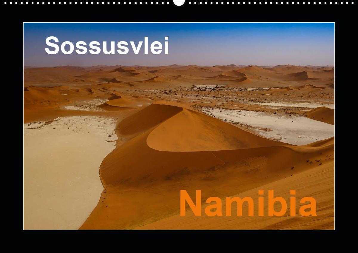 Namibia - Sossusvlei (Wandkalender 2021 DIN A2 quer)