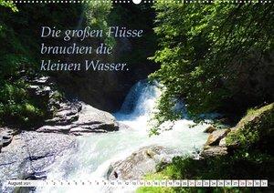 Albert Schweitzer Zitate (Wandkalender 2021 DIN A2 quer)