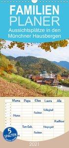 Ab in die Berge - Aussichtsplätze in den Münchner Hausbergen - F