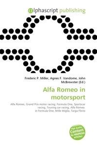 Alfa Romeo in motorsport