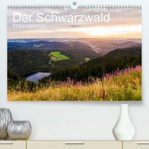 Der Schwarzwald  Impressionen (Premium, hochwertiger DIN A2 Wandkalender 2022, Kunstdruck in Hochglanz)