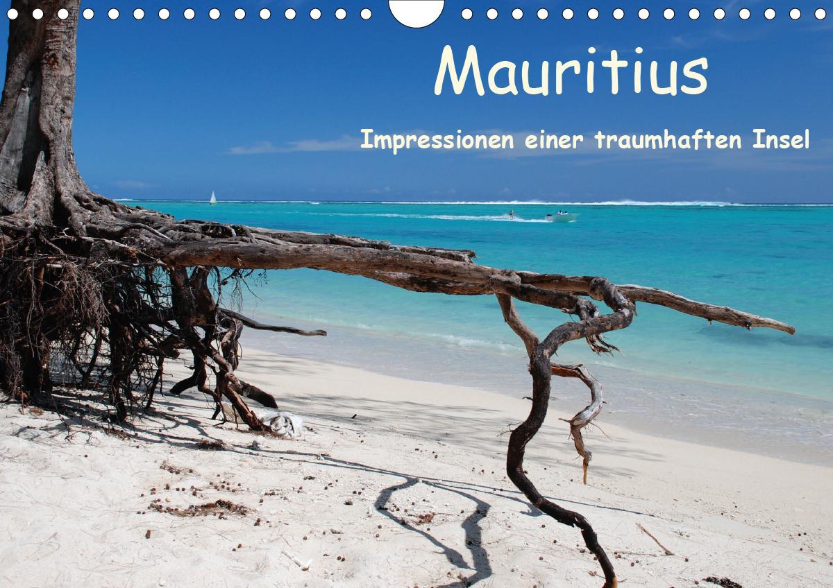 Mauritius (Wandkalender 2021 DIN A4 quer)