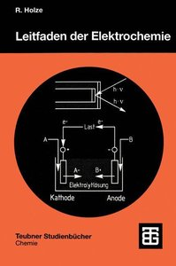 Leitfaden der Elektrochemie