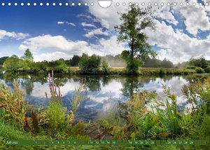 Landschaften im Altmühltal (Wandkalender 2022 DIN A4 quer)