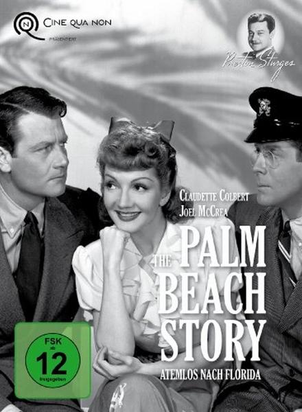 The Palm Beach Story - Atemlos nach Florida