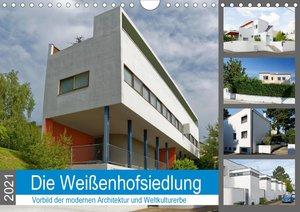 Die Weißenhofsiedlung - Vorbild der modernen Architektur und Wel