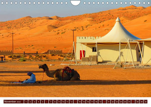Oman (Wandkalender 2022 DIN A4 quer)