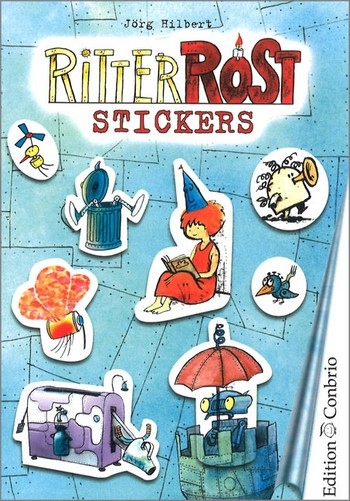 Ritter Rost Stickers