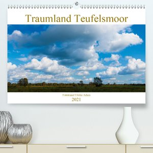 Traumland Teufelsmoor (Premium, hochwertiger DIN A2 Wandkalender