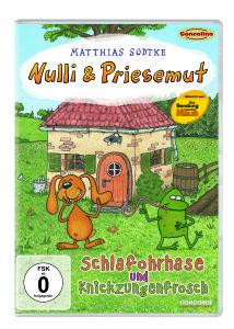 Nulli & Priesemut - Schlafohrhase und Knickzungenfrosch