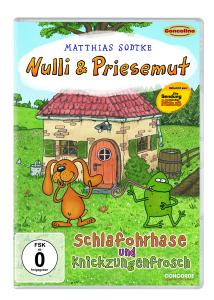 Nulli & Priesemut-Schlafohrhase und Knickz (DVD)