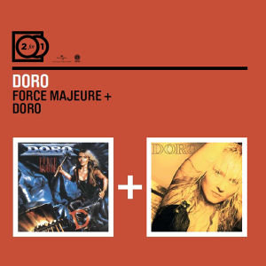 Doro: 2 For 1: Force Majeure/Doro