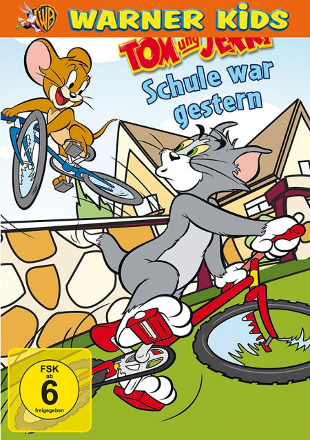 Tom und Jerry: Schule war gestern