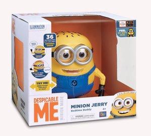 Minions - Jerry Bedtime Buddy, Figur mit Sound, ca. 20 cm