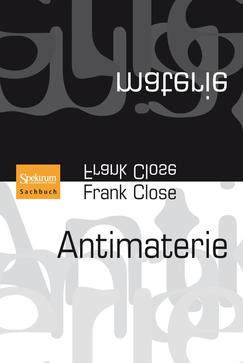 Antimaterie