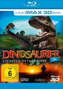 IMAX - Dinosaurier - Giganten Patagoniens 3D