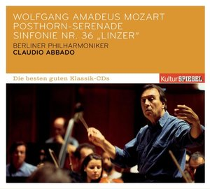 "Posthorn-Serenade. Sinfonie Nr.36 \""Linzer\"", 1 Audio-CD"