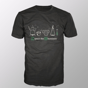 Respect The Chemistry (Shirt XL/Black)