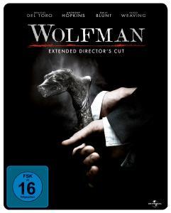 Wolfman-Ext Version Steelbook