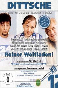 Dittsche, Das wirklich wahre Leben, 2 DVDs (Neue Version). Staffel.12