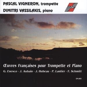 Oeuvres Fran?aises pour Trompette et Piano