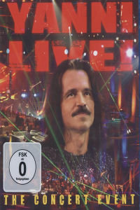 Yanni: Live! The Concert Event