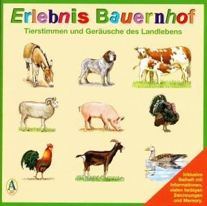 Erlebnis Bauernhof, 1 Audio-CD