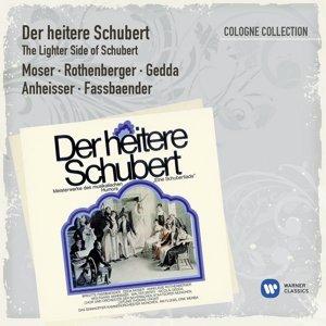Fassbaender/Moser/Gedda: Heitere Schubert
