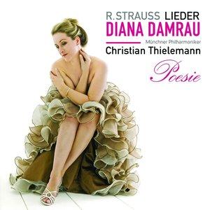 Damrau, D: Poesie: Strauss-Orchesterlieder