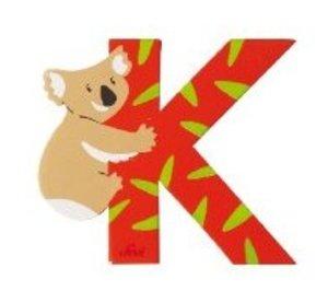 Sevi 81611 - Buchstabe: Koala, K