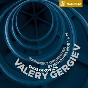 Gergiev/Mariinsky Orchestra: Sinfonien 1 & 15