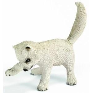 Schleich 14639 - Wild Life: Polarfuchs Junges