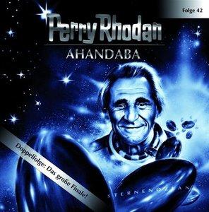 Perry Rhodan - Ahandaba, 2 Audio-CD