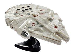 Revell 06727 - Star Wars: Millennium Falcon, Steckbausatz, easyk