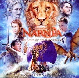 Die Chroniken von Narnia - Die Reise auf der Morgenröte, 1 Audio-CD (Soundtrack)