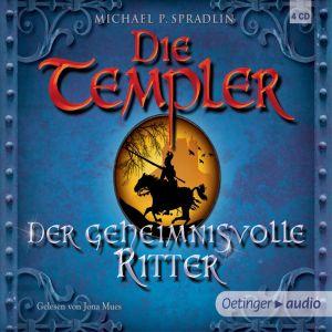 Die Templer (3)-Der Geheimnisv