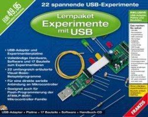 Lernpaket Experimente mit USB