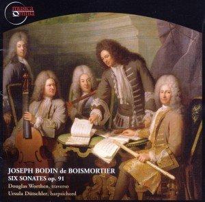 Worthen, D: Sechs Sonaten op.91