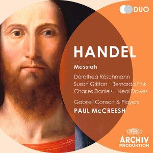 Messiah, 2 Audio-CDs