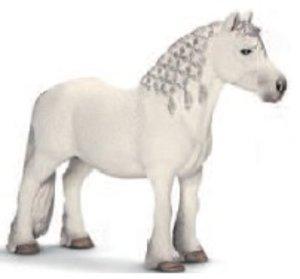 Schleich 13739 - Farm Life: Fell Pony Hengst